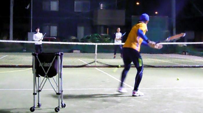 岩村英司 テニスコーチ