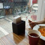 生パスタ&ピザを食べました☆ 『ViTO 熊本下通店』