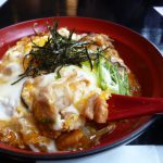 オムライス&親子丼 デザートには絶品シュークリーム☆ 『コッコファーム』