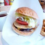手作りのハンバーガーが絶品です! 『ローリンバーガー』