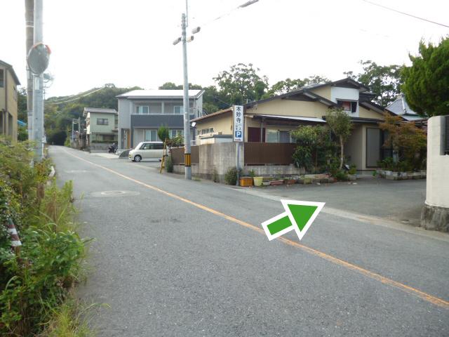 本妙寺入り口
