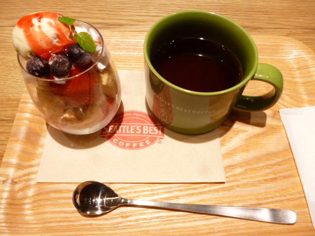 スコーントライフル&紅茶