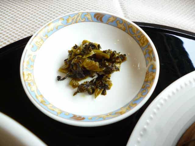 漬物(高菜)