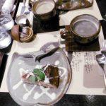 5日はアップルパイと珈琲が500円! 『林檎の樹 新市街店』