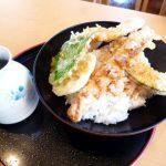 サンキュー丼¥390食べてきました☆  『あげたて 光の森合志店』