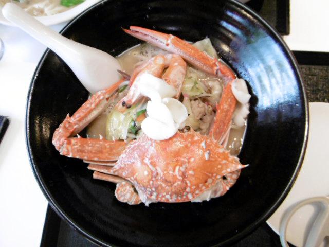 海鮮ちゃんぽん ¥950