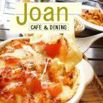 イタリアの三ツ星レストランで修行した味!? 『ジョアン/Joan CAFE&DINING』