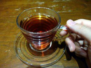 紅茶(ホット)