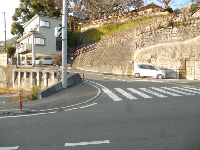 花岡山 入り口