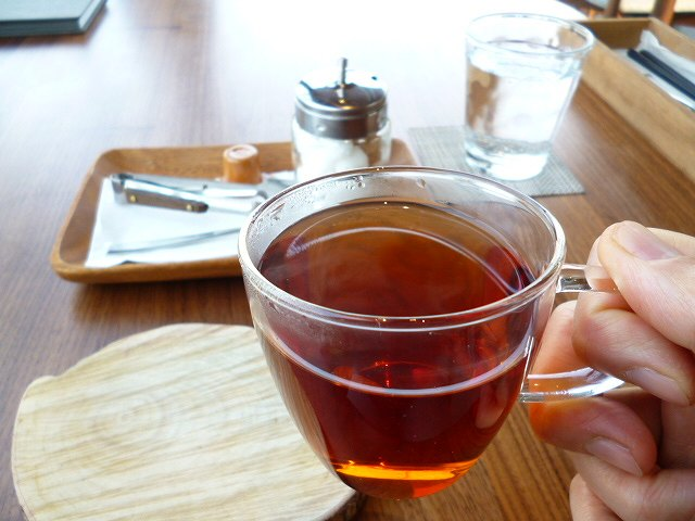 ドリンク(紅茶)