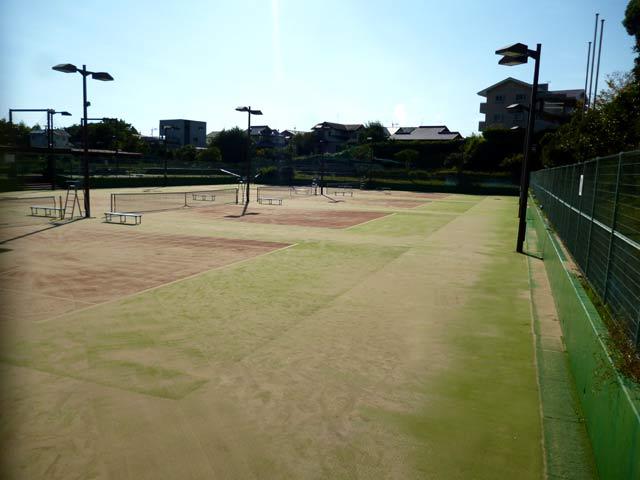 テニスコート1