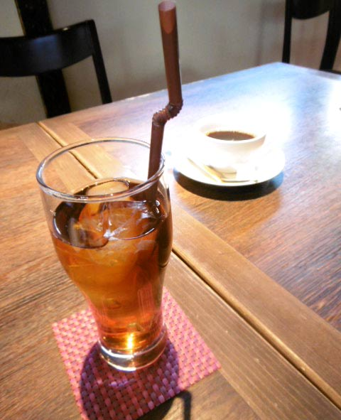 ドリンク(ウーロン茶)