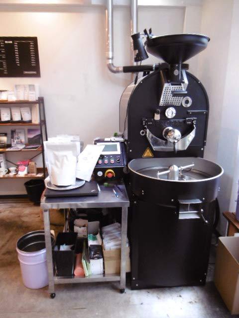 コーヒーの機械