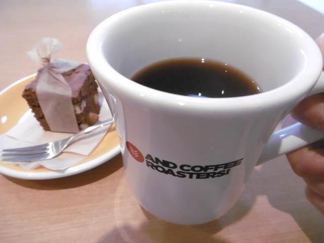 アンドコーヒーロースターズのコーヒー