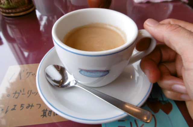 ドリンク(コーヒー)
