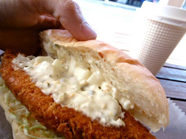 白身魚タルタル
