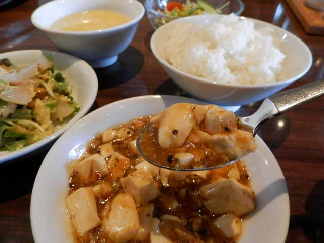 黄龍 麻婆豆腐
