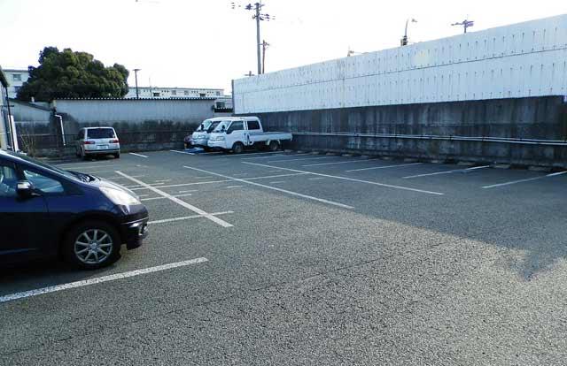 黄龍 駐車場