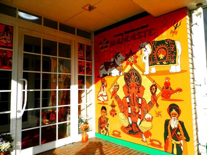 インドカレーレストラン ナマステ 植木店