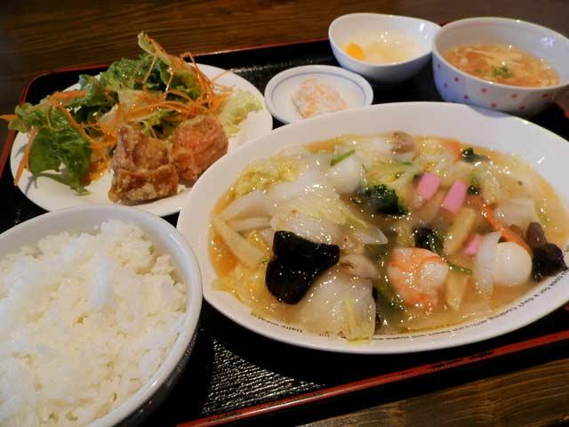 中国料理 北京 八宝菜