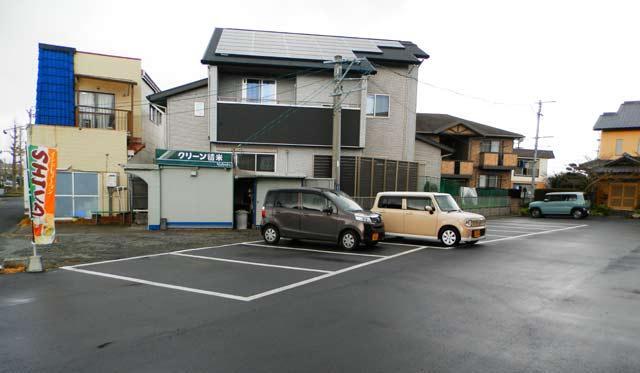 シヴァ 駐車場