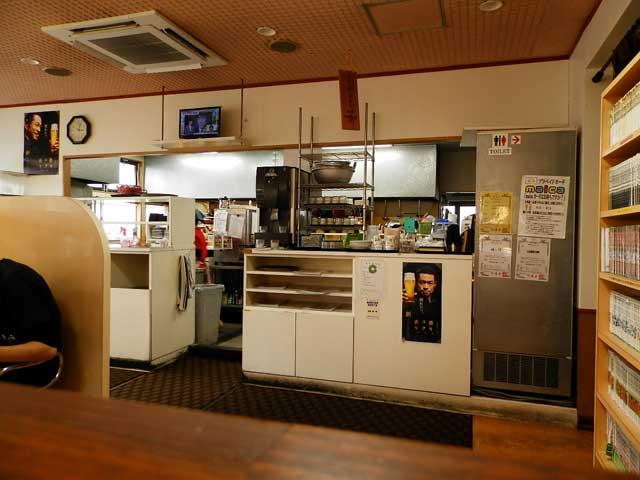 銀シャリ亭 キッチン