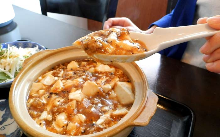海天 麻婆豆腐