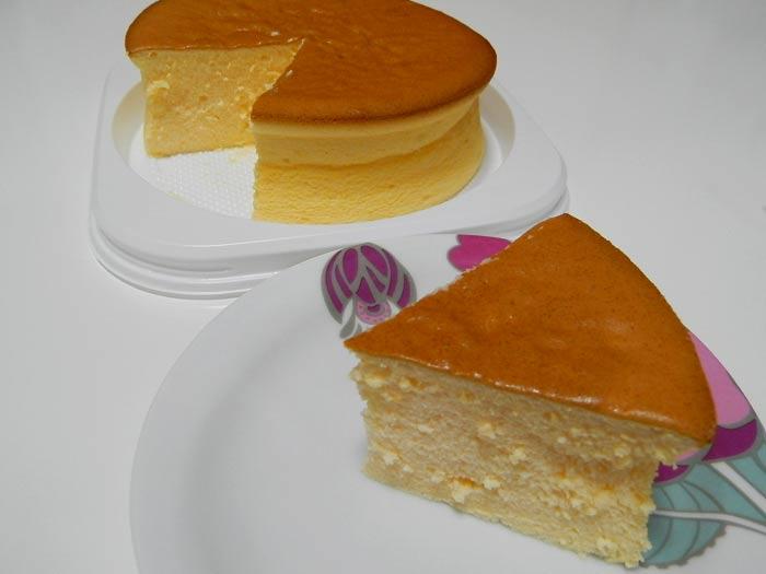 モンパリ チーズケーキ