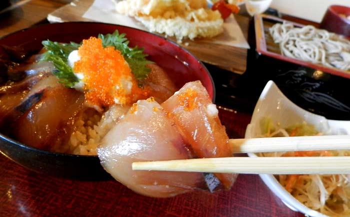 てんまや 10日 海鮮丼